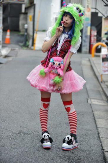 Haruka Kurebayashi by Japanesestreets