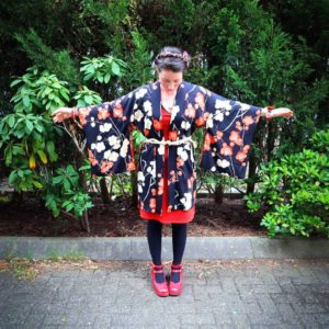 haori japanese fashion